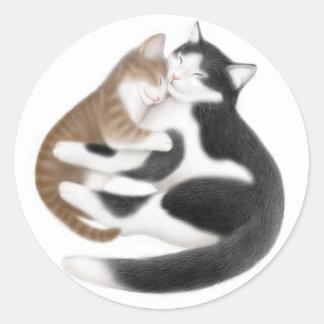Momcat Sticker