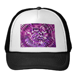 Moment of blast_ trucker hat