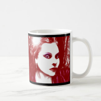 Moment of Solitude, red, mugs