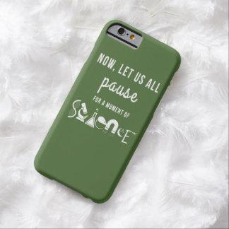 Momento de caso del iPhone 6 del verde de la Funda De iPhone 6 Barely There