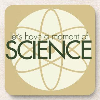 Momento de ciencia posavasos