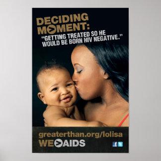 Momento de decisión: Poster de Lolisa