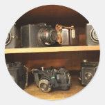 Momento de Kodak Etiqueta Redonda