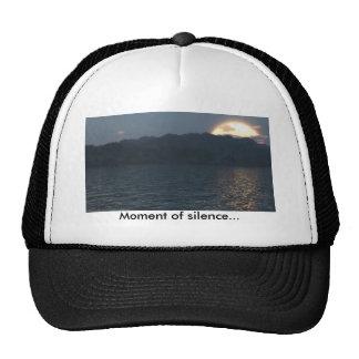 Momento de silence (HD lleno), momento de silencio Gorros