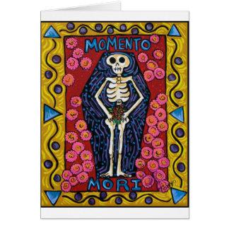 Momento Mori Card