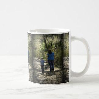 Momentos capturados taza de café