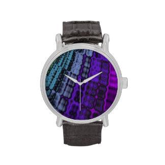 Momentos emocionales, coloridos reloj