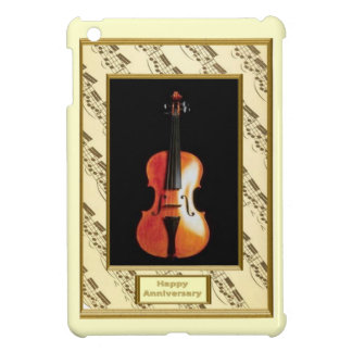 Momentos musicales - viola iPad mini cárcasas