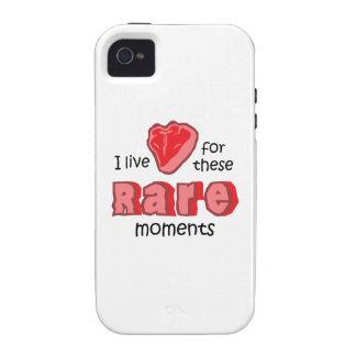 MOMENTOS RAROS Case-Mate iPhone 4 CARCASAS