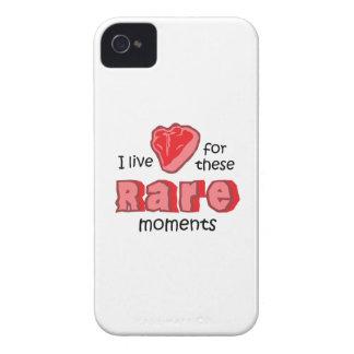 MOMENTOS RAROS iPhone 4 FUNDA