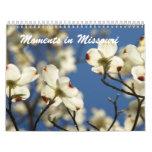 Moments in Missouri Calendar