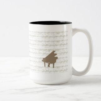 Moments mug Piano