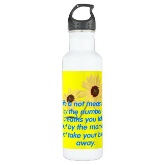 MOMENTS STAINLESS STEEL WATER BOTTLE
