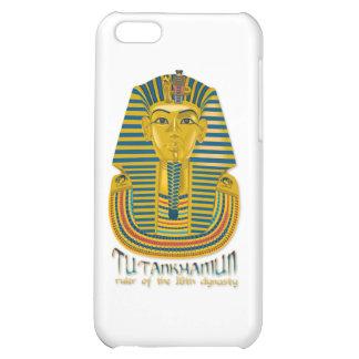 Momia de Tutankhamun el rey antiguo Tut de Egipto
