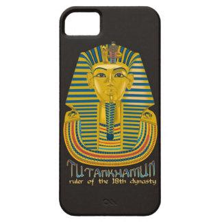 Momia de Tutankhamun el rey antiguo Tut de Egipto iPhone 5 Case-Mate Cárcasa