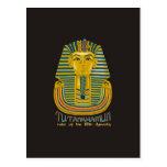 Momia de Tutankhamun, el rey antiguo Tut de Egipto Tarjeta Postal