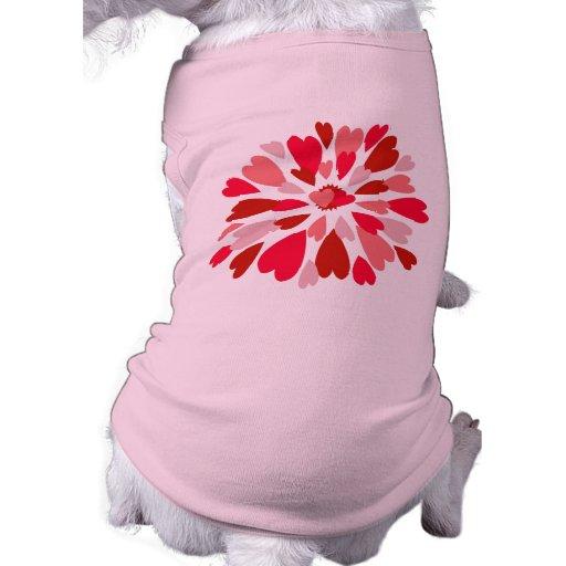 Momia del amor ropa perro