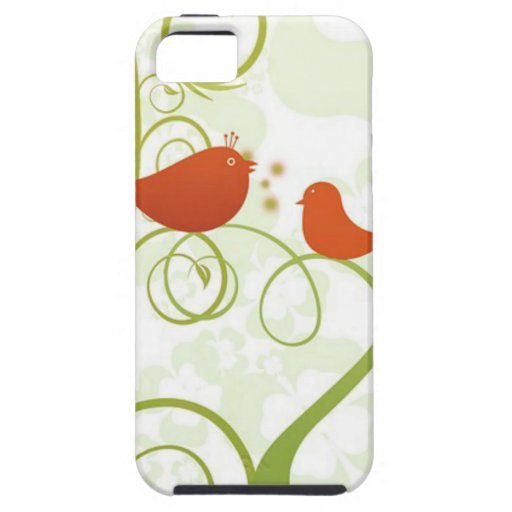 Momia del pájaro de Tweety iPhone 5 Funda