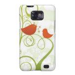 Momia del pájaro de Tweety Samsung Galaxy S2 Funda