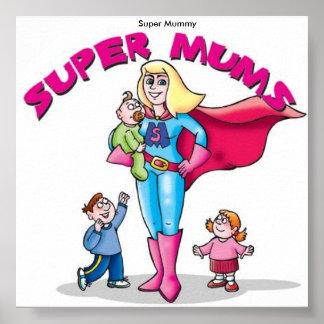 Momia estupenda póster