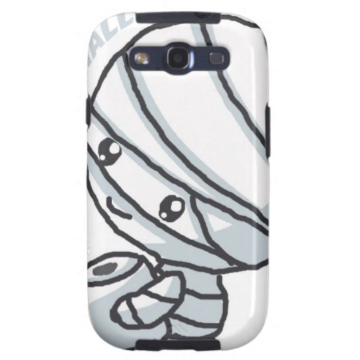 Momia Galaxy S3 Cobertura