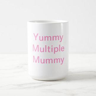 Momia múltiple deliciosa taza