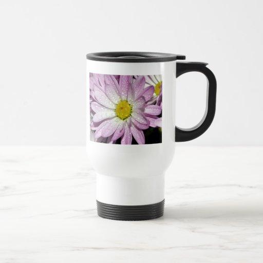 Momia Potted púrpura Tazas De Café