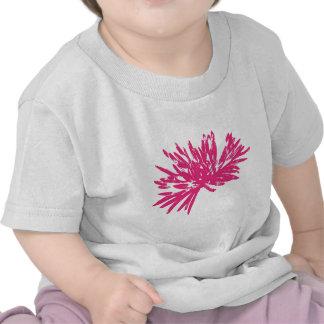 Momia rosada camiseta