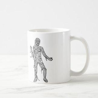 momia tazas de café
