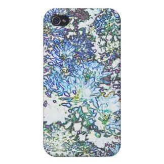 Momias azules iPhone 4 carcasa