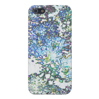 Momias azules iPhone 5 carcasa