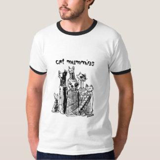 momias del gato con el texto polera