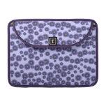 Momias púrpuras adaptables fundas para macbooks