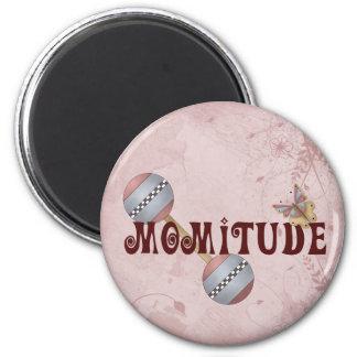 Momitude Refrigerator Magnets