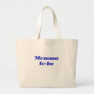 Momma a ser bolsa de mano