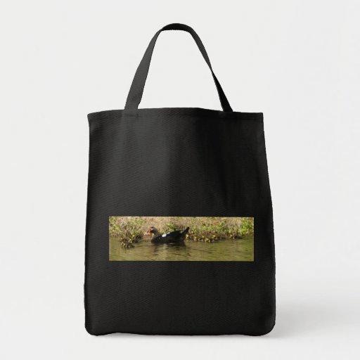 Momma and Baby Ducks Bag
