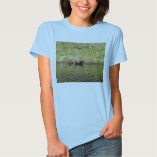 Momma and Baby Ducks Doll T-shirt