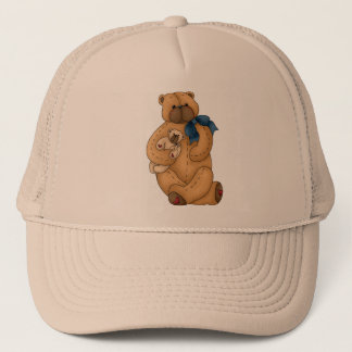 Momma and Bears Trucker Hat