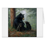 Momma Bear Greeting Cards