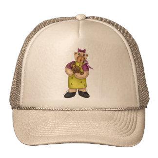 Momma Bear Trucker Hat