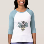 Momma Bumble Bee Shirts