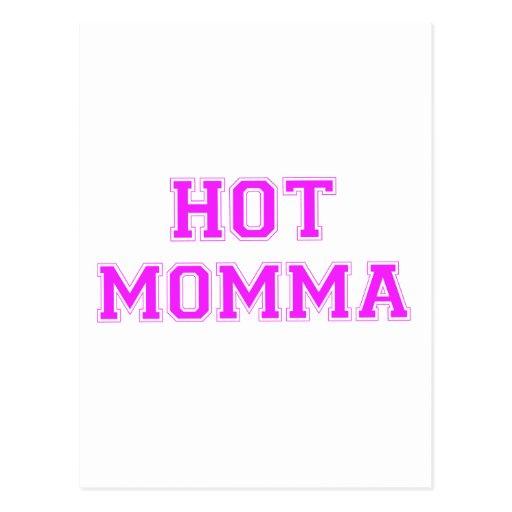 Momma caliente postales