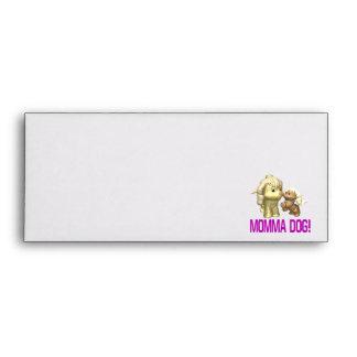 Momma Dog Envelope