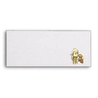 Momma Dog Envelopes