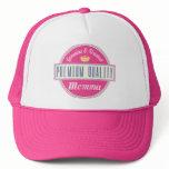 Momma (Funny) Gift Trucker Hat