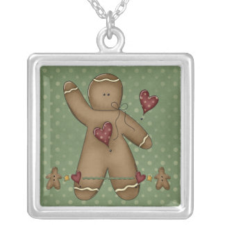 Momma Ginger Necklace