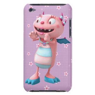 Momma Hugglemonster iPod Touch Case