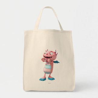 Momma Hugglemonster Tote Bag