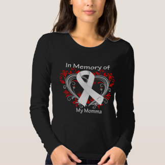 Momma - In Memory Lung Cancer Heart Dresses