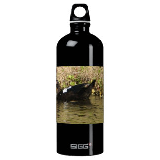 Momma Muscovy and Baby Ducks Liberty Bottle SIGG Traveler 1.0L Water Bottle
